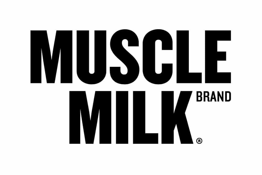 Muscle Milk® Brand - Stacked Black