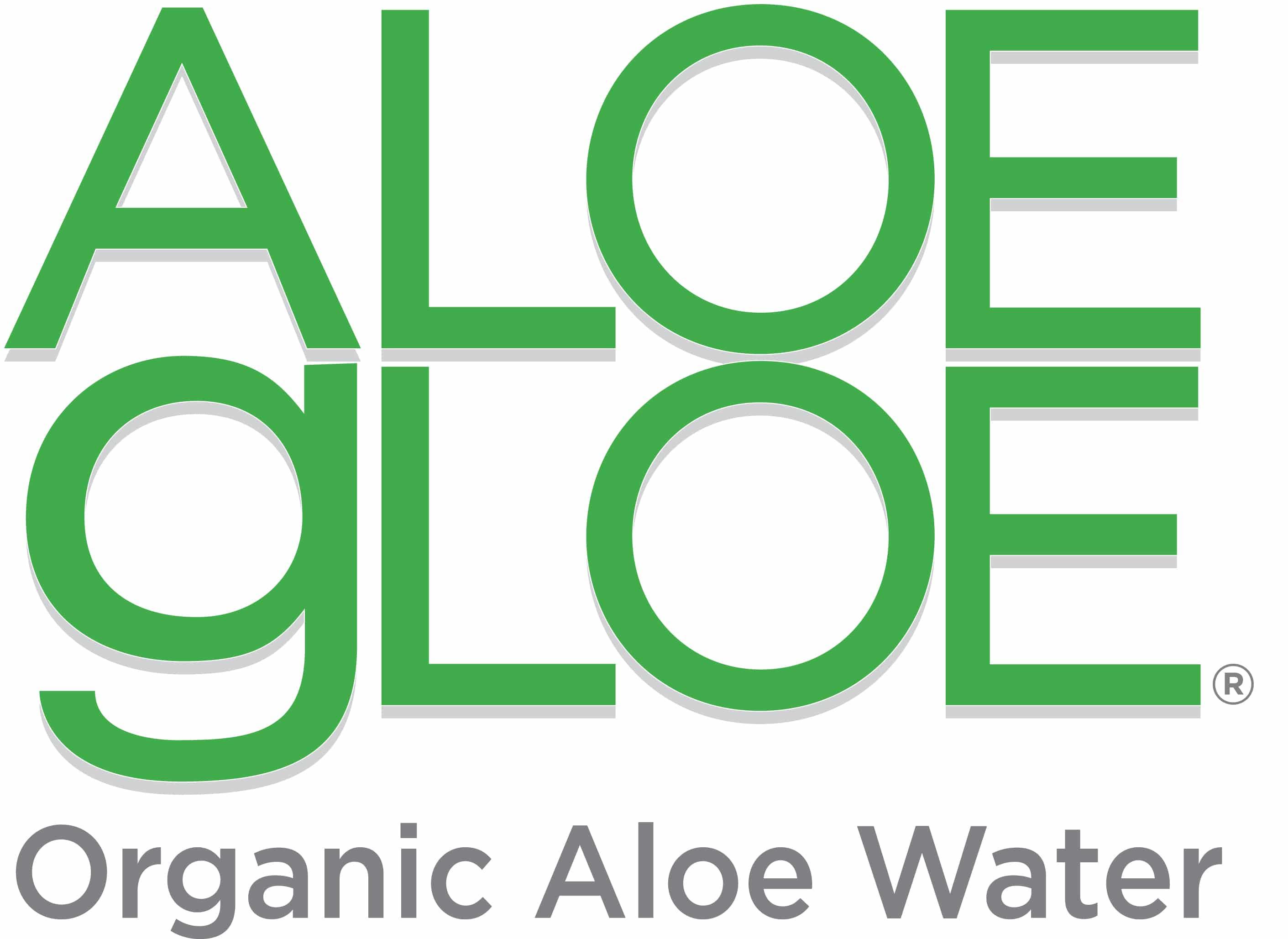 AloeGloe Organic Stacked-registered2